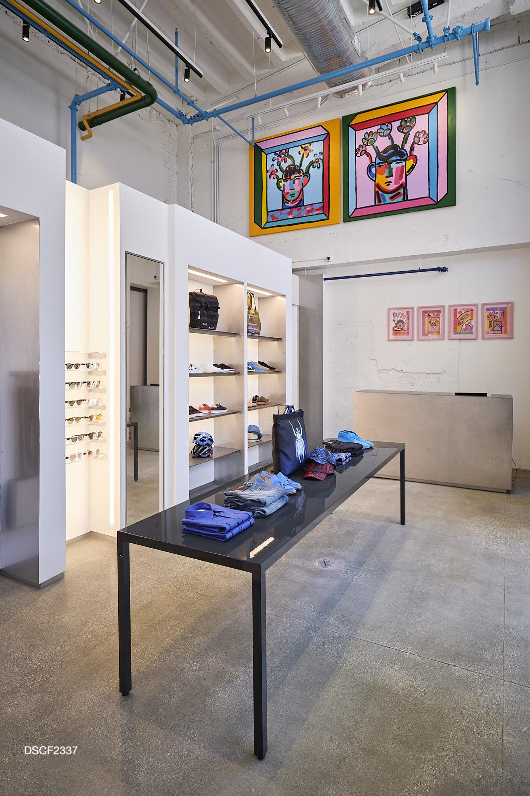 Paul Smith LA Store