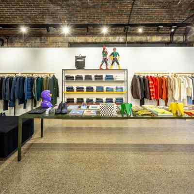 Paul Smith Coal Drops Yard Store