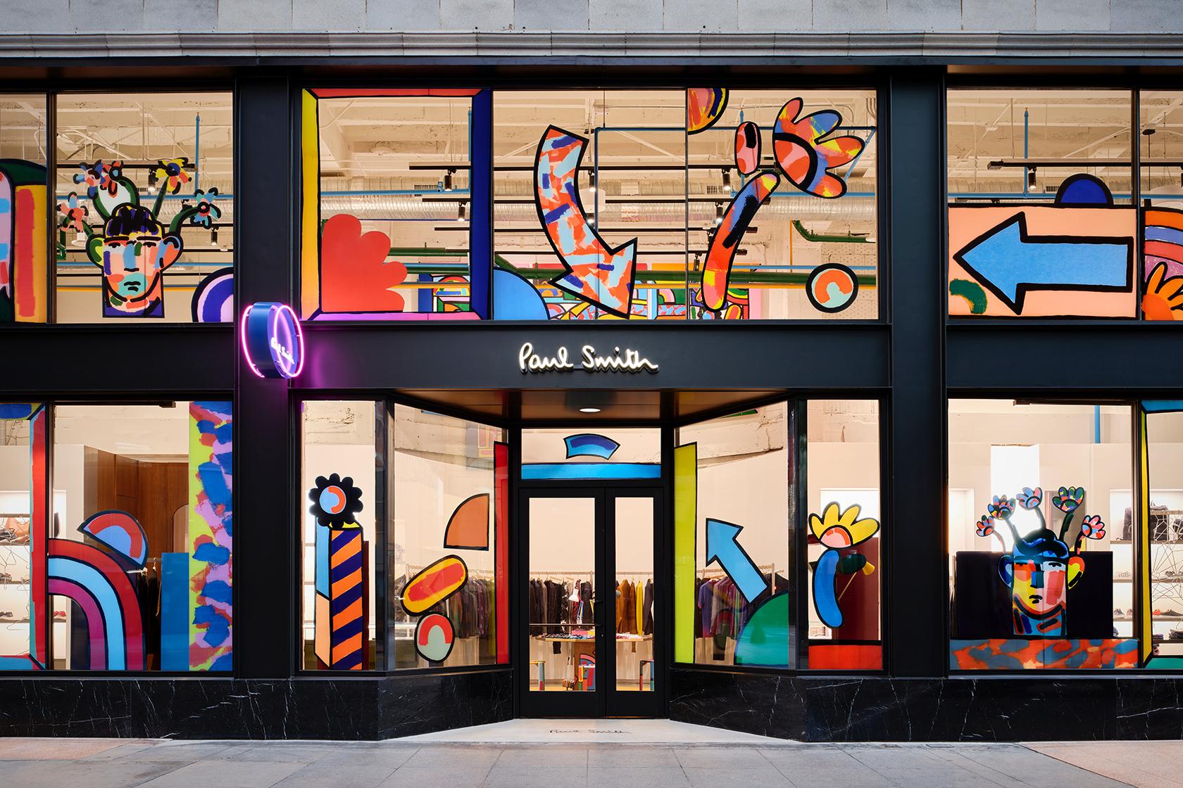 Paul Smith Los Angeles Store
