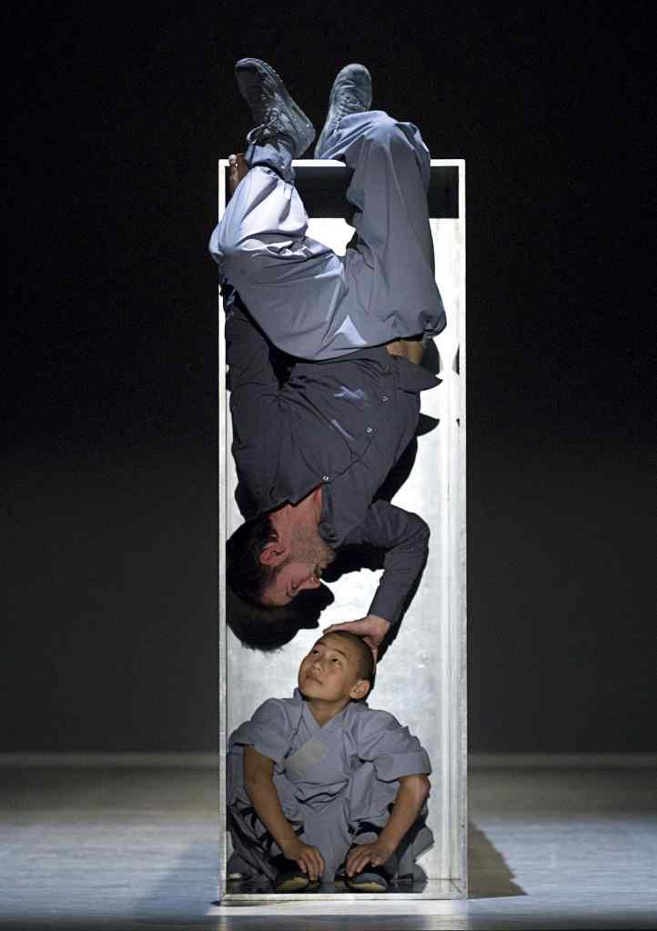 Sadler's Wells Theatre - Sutra Production - BCP Aluminium Box