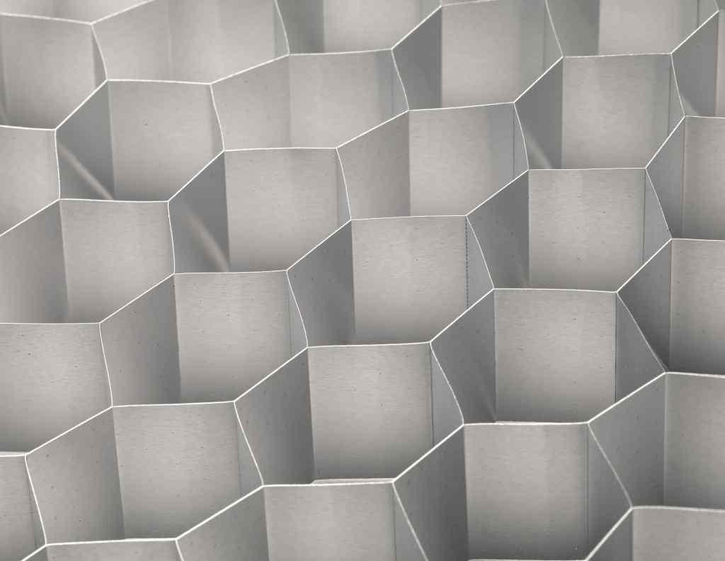 Aluminium Honeycomb Core - Large Cell Size