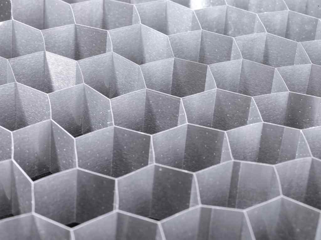 Aluminium Honeycomb Core - Medium Cell Size