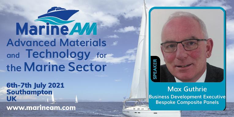 Max Guthrie, BCP MarineAM 2021 Speaker Card
