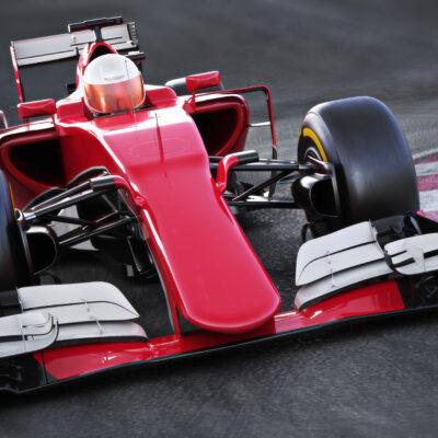 Composites in motorsports - Formula 1 Car